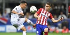 Atlético-speler opgepakt, wellicht nieuwe kans Zozulya