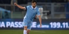 Parolo scoort viermaal bij ruime overwinning Lazio