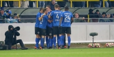 Club Brugge wint en neemt koppositie over van Anderlecht