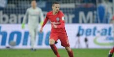 Eintracht Frankfurt derde na zege op hekkensluiter Darmstadt