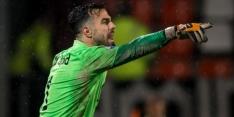 Doelman Lamprou keert voor een jaar terug bij Ajax
