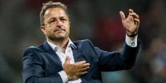 Petrovic complimenteerde spelers na fouten: ''Positief blijven''