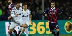 Juventus boekt simpele zege op laagvlieger Crotone