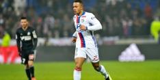 Memphis maakt eerste goal bij riante overwinning Lyon