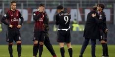 AC Milan lijdt derde puntenverlies op rij tegen Crotone
