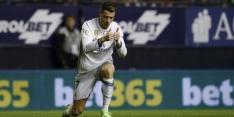 Real Madrid weer koploper na overwinning op Osasuna