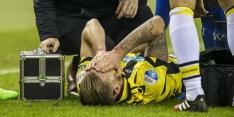 Vitesse moet Van der Werff enkele weken missen