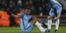 """Manchester City hoopt nog op Jesus: """"Hij herstelt goed"""""""