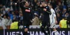 Napoli slaat gat in strijd om de CL-tickets door winst op Lazio