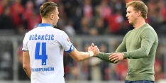 Hoffenheim laat succescoach Nagelsmann niet gaan