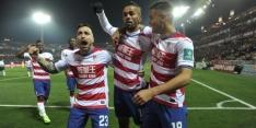 Granada blijft verrassen en klimt door overwinning naar plek twee