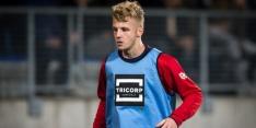 NEC'er Schuurman baalt van gemiste kans tegen Jong Ajax