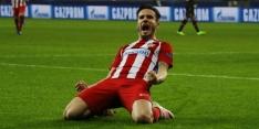 Atlético Madrid herpakt zich met dikke zege bij Las Palmas