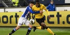 Transfervrije Van Velzen tekent twee jaar bij Crawley Town