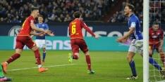 Rudy helpt Hoffenheim aan gelijkspel tegen Schalke 04