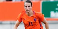 Jansen bezorgt Oranje-vrouwen zege op China in Algarve