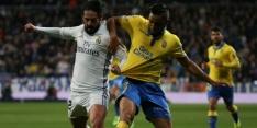 Real Madrid verliest koppositie na remise tegen Las Palmas