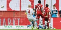 Bayern wint simpel, redelijk Wolfsburg-debuut voor Jonker