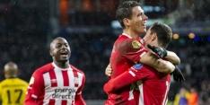 PSV gunt Moreno kans; nog veel activiteit verwacht
