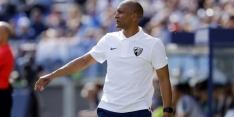 Malaga stuurt 'De Kat' al na tien wedstrijden de laan uit
