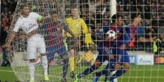 Oppermachtig Barça is kwartfinalist na historisch tweeluik