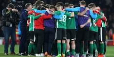 Lincoln City verlaat FA Cup met opgeheven hoofd