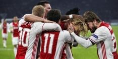 Ajax bereikt kwartfinale na verdiende zege op Kopenhagen