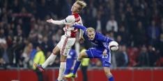 Boilesen lag 'beetje uit comfort zone' met rol tegen Ajax