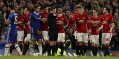 FA beboet ManU om wangedrag van spelers tegen Chelsea