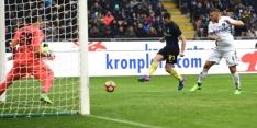 Inter houdt punt over aan duel met Torino na blunder Hart