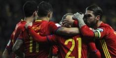 Groep G: Italië wint duizendste duel Buffon, ook zege spanje