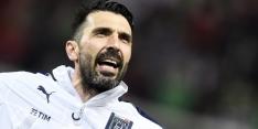 Buffon pakt record, Everton-verdediger Coleman breekt been