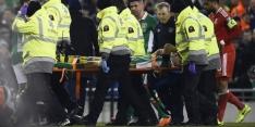 Ierland én Wales geschokt door zware blessure Coleman