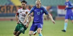 Bulgarije gelooft nog in kwalificatie voor het WK
