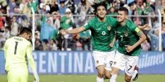 Argentinië lijdt dure nederlaag in en tegen Bolivia