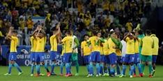 Brazilië vloert Paraguay en is al zeker van WK-ticket