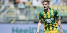 FC Dordrecht presenteert voor derde dag op rij nieuwe speler