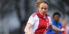 Pieëte helpt Ajax-vrouwen aan nipte overwinning op ADO