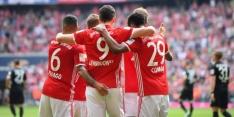 Bayern en Leipzig op schot, Kohlenpott-derby gelijk