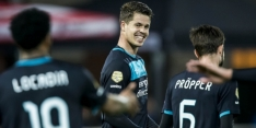 'PSV hoopt Van Ginkel komend seizoen opnieuw te huren'