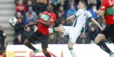 Spits Awoniyi duikt na vertrek bij NEC op in België