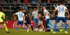 Barcelona dient klacht in vanwege Real-voorkeur Málaga