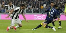 Higuaín en Dybala leiden Juventus naar nieuwe thuiszege
