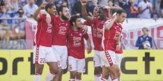 Invallers helpen Utrecht over dood punt tegen Twente