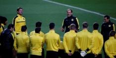 Dortmund hervat training, operatie Bartra geslaagd