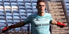 FC Twente neemt keeper De Lange (19) over van Ajax