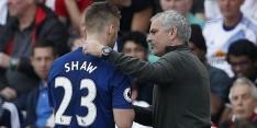 Manchester United gaat langer door met opgeleefde Shaw