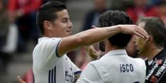 Isco bezorgt Real Madrid in slotfase overwinning op Gijón