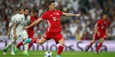 Spelers kiezen Lewandowski als beste van de Bundesliga