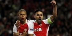 AS Monaco boekt bij Nancy negende overwinning op rij